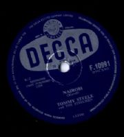 Tommy Steele - Nairobi/Neon Sign (F 10991) 78 rpm
